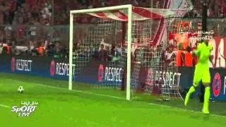 اهداف مباراة برشلونة وبايرن ميونخ 2 3