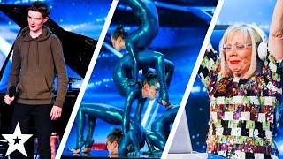Britain's Got Talent 2017 Auditions | Episode 4 | Got Talent Global