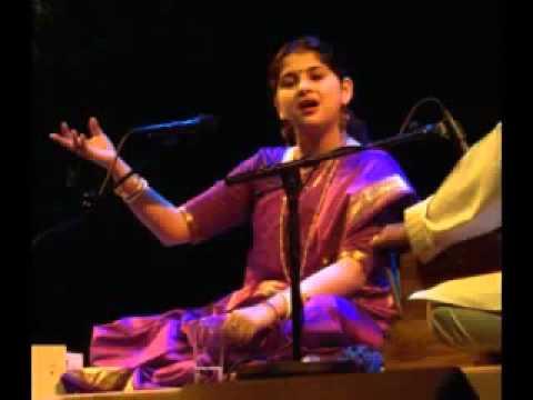 Thumri Yaad Piya Ki Aaye Kaushiki Chakrabarty Part 1 of 2