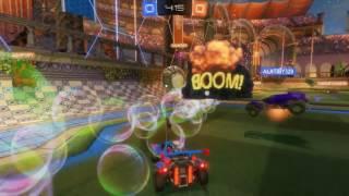 Rocket League Misses Preview