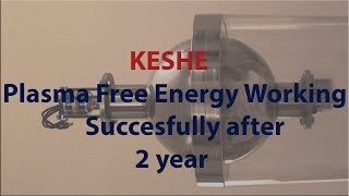 Keshe plasma battery after 2 year working