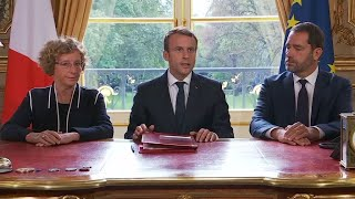 France: Emmanuel Macron signs controversial labour reforms into law