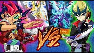 Yugioh ZEXAL! Yuma vs Kite Duel! ( Character Deck )