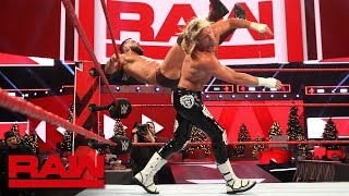 Finn Bálor vs. Dolph Ziggler: Raw, Dec. 17, 2018