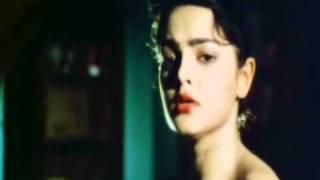 Mamta Kulkarni Topless Scene - Karan Arjun (1995)