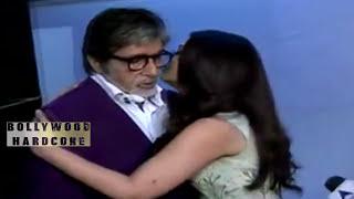 बहू Aishwarya Rai ने ससुर Amitabh Bachchan के साथ की एेसी हरकत