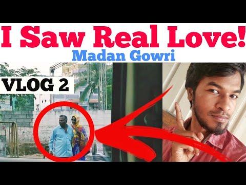 Xxx Mp4 I Saw Real Love Tamil Madan Gowri MG Vlog 3 3gp Sex