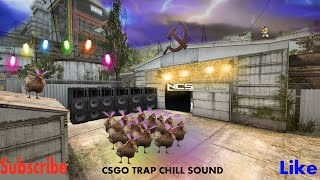 Trap music in CSGO? Christmas update?
