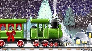 Новогодний паровозик ЧУХ ЧУХ - песенка для малышей