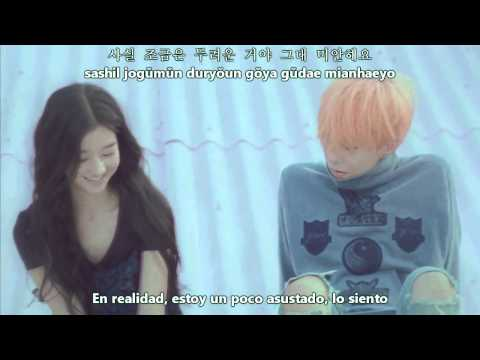 BIGBANG - Let's Not Fall In Love (우리 사랑하지 말아요) [Sub Español + Hangul + Romanización]
