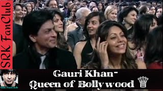 Karan Johar & Sajid Khan Crown Shah Rukh Khan's wife Gauri as
