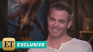 EXCLUSIVE: Chris Pine Says He Feels for Women After Being 'Objectified' in 'Wonder Woman' Nude Sc…