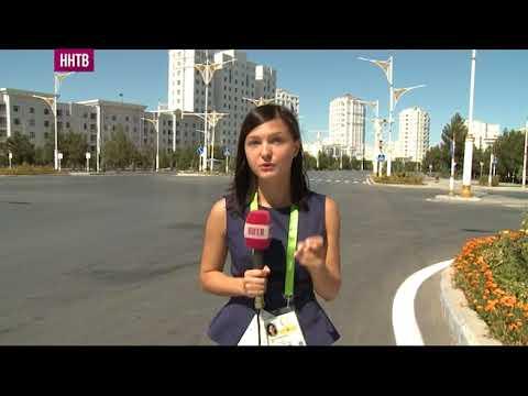 Секс туркменистан ташауз