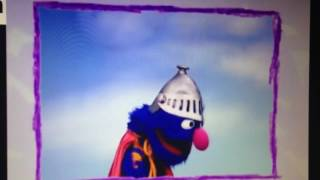Sesame Street: super grover shows up and down