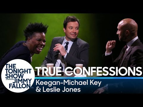 True Confessions with Keegan Michael Key and Leslie Jones