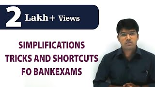 Simplification Problems for Bank Exams | Simplification Tricks and Shortcuts | Talentsprint