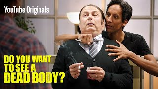 A Body and an Ex-Con (with Danny Pudi) - Do You Want to See a Dead Body? (Ep 11)