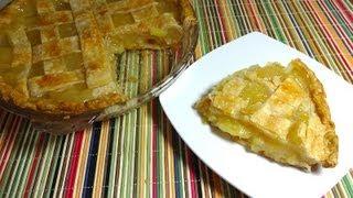 Pay (pie o tarta) de Piña (Pineapple Pie)