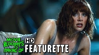 Jurassic World (2015) Featurette - A New Vision