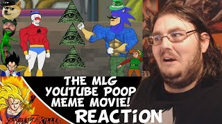 MLG and YouTube Poop MEME MOVIE! (Sanic & Weegee VS All Memes!) Cartoon Fight Club Movie REACTION