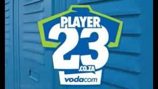 Robbie Wessels Vodacom Super 14 Track