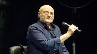 El show de Phil Collins en Buenos Aires