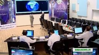 Iran Fajr satellite control system & monitoring room اتاق فرمان و پردازش ماهواره فجر ايران