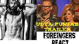 People React to Udta Punjab Official Trailer   Shahid Kapoor HD