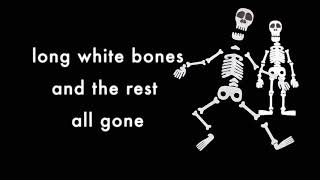 Have You Seen The Ghost Of John - Halloween Song - Lyrics