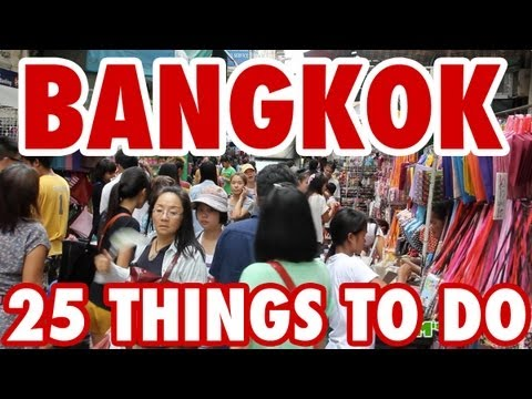 Xxx Mp4 25 Amazing Things To Do In Bangkok Thailand 3gp Sex