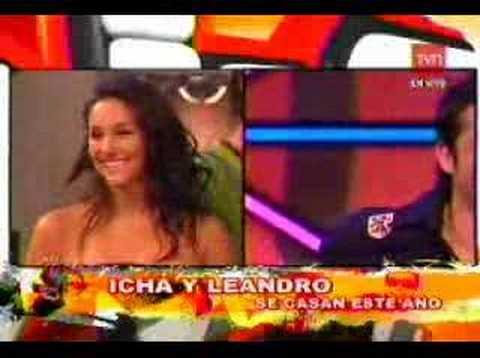 Leandro maertinez y Maria isbael sobarzo mail del casamiento