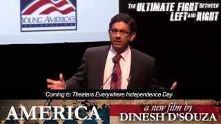 D'Souza vs. Ayers at Dartmouth College