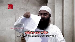 New Bangla Waz মিথ্যাচারের জবাব | Mitthacharer Jobab by Mujaffor bin Mohsin | BD Islamic Waz Video