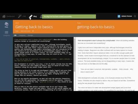 Building a Blog & Forum Website