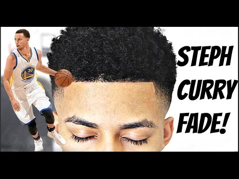 BARBER TUTORIAL STEPH CURRY HAIRCUT HD