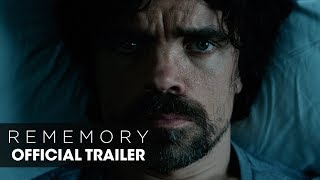 REMEMORY (2017 Movie) - Official Trailer - Peter Dinklage, Anton Yelchin
