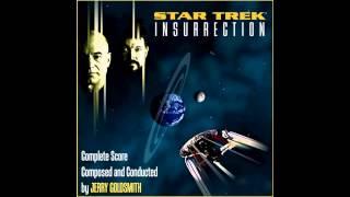 Complete Star Trek: Insurrection OST: 1. Ba'ku Village - Visual Contact