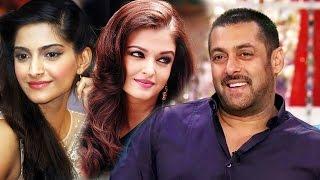 Sonam Kapoor Is More Beautiful Than Aishwarya Rai - Salman Khan