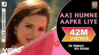 Dil Pardesi Ho Gaya - Chamcham Naachoongi  Video | Kapil, Saloni