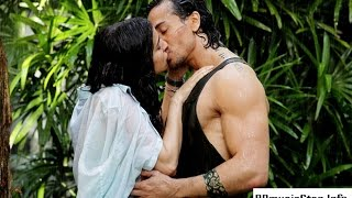 Tiger Shroff – Shraddha Kapoor's Passionate Kiss In Baaghi - Oh-So-Hot!