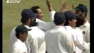 GREAT CATCH Mohammad Azharuddin - fastest Indian bowler ever David Johnson