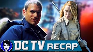 CAPTAIN COLD returns to LEGENDS OF TOMORROW Season 2   DCTV Recap