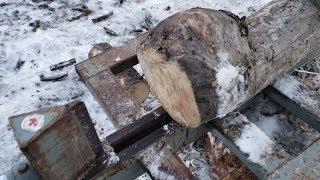 Hydraulic Wood Splitter ...Wallenstein wood splitter!!