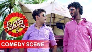 chikkanna kannada comedy | Sharan opposes Ravishankar  Comedy | Kannada Comedy Scenes | Adhyaksha