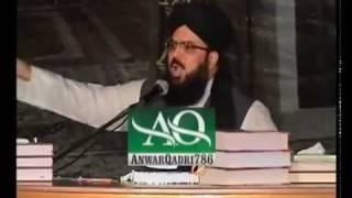 Tahir ul Qadri Mujadidi nahi Shitan-Syed Muzaffar Hussain Qadri sahib .flv