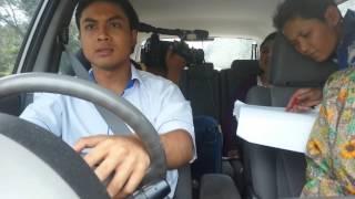 Tracking Scene for Mahligai Kaca, RTM