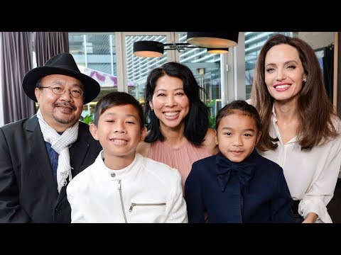 Angelina Jolie on Working With Son Maddox on 'First They Killed My Father': 'It Was Everything'