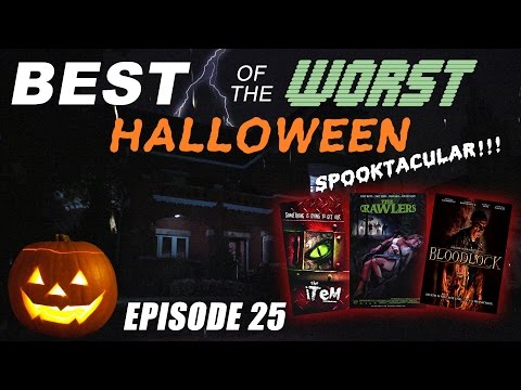 Best of the Worst The Item The Crawlers and Blood Lock