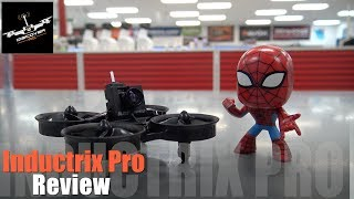 Blade Inductrix FPV Pro | Review, Flying and Damage Report
