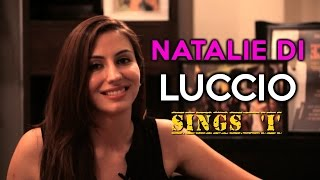 Natali Di Luccio sings a Tamil song - opera style || The MJ Show Season 2 ||